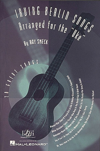 Product Cover for Irving Berlin Songs Arranged for the Uke