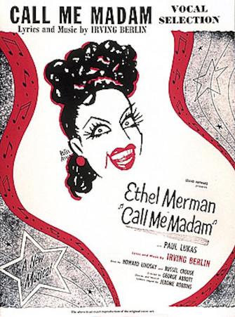 Product Cover for Call Me Madam