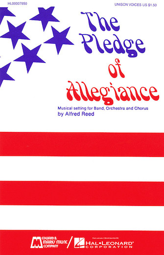 The Pledge of Allegiance | Hal Leonard Online