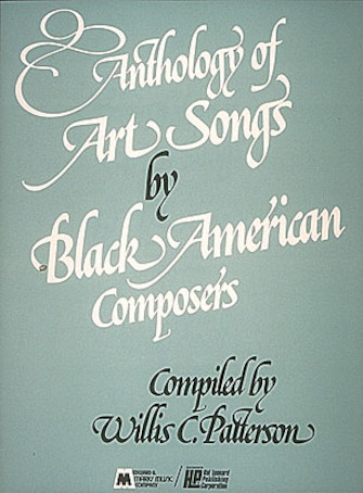 Product Cover for Anthology of Art Songs by Black American Composers