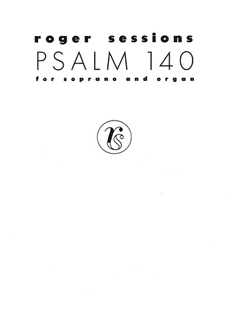 Product Cover for Psalm 140