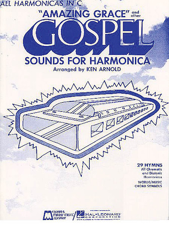 Product Cover for Amazing Grace and Other Gospel Sounds for Harmonica
