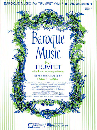Product Cover for Baroque Music for Trumpet