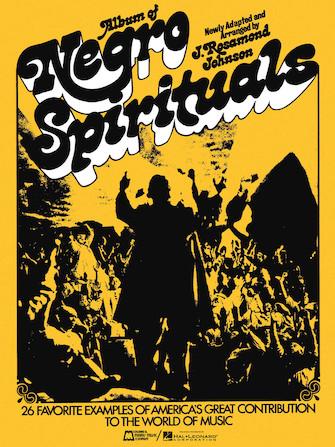 Product Cover for Album of Negro Spirituals