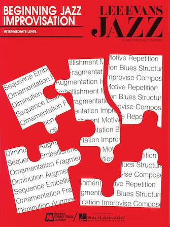 Product Cover for Beginning Jazz Improvisation