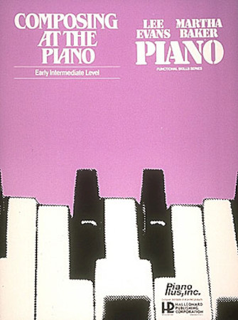 Product Cover for Composing at the Piano – Early Intermediate Level
