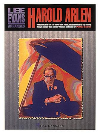 Product Cover for Lee Evans Arranges Harold Arlen