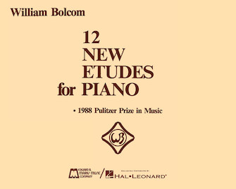 Product Cover for 12 New Etudes for Piano