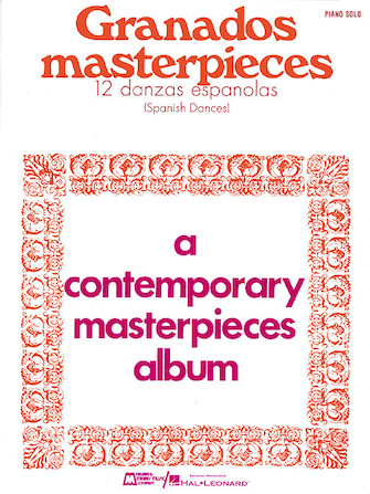 Product Cover for Masterpieces (12 Spanish Dances)