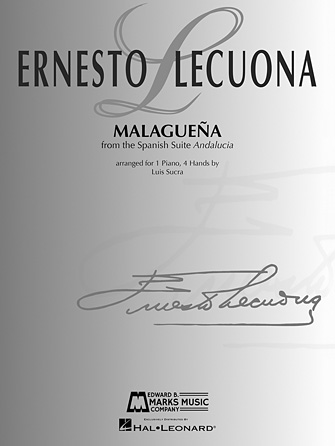 Product Cover for Malagueña