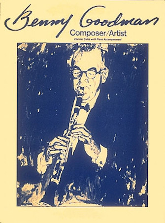 Product Cover for Benny Goodman – Composer/Artist