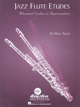 Product Cover for Jazz Flute Etudes