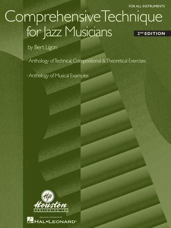 Product Cover for Comprehensive Technique for Jazz Musicians – 2nd Edition