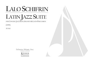 Product Cover for Latin Jazz Suite