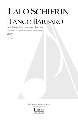 Product Cover for Tango Barbaro