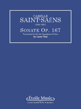 Product Cover for Sonata Op. 167