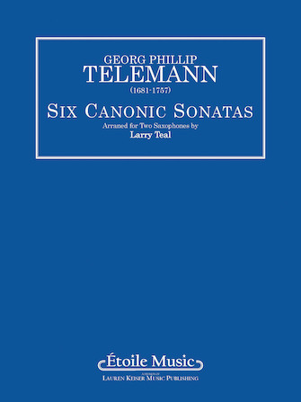 Product Cover for Six Canonic Sonatas