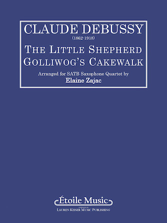 Product Cover for The Little Shepherd/Golliwog's Cakewalk