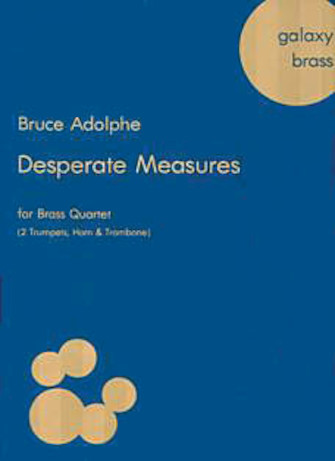 Product Cover for Desperate Measures