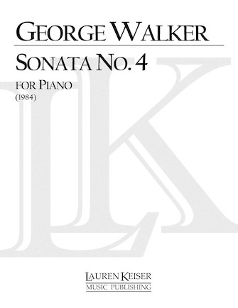 Product Cover for Piano Sonata No. 4