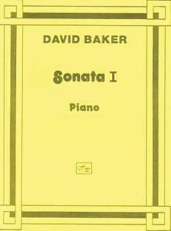 Product Cover for Piano Sonata No. 1