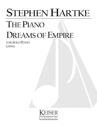 Product Cover for The Piano Dreams of Empire