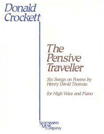 Product Cover for The Pensive Traveler