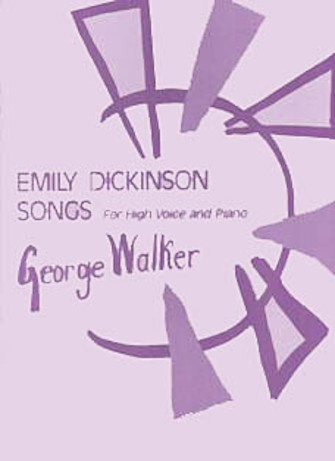 Product Cover for Emily Dickenson Songs