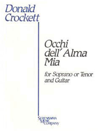 Product Cover for Occhi Dell'alma Mia