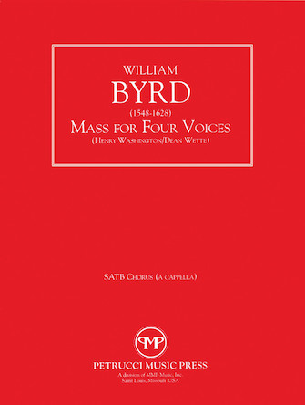 Product Cover for Mass for Four Voices