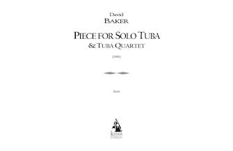 Product Cover for Piece for Solo Tuba/Tuba Quartet