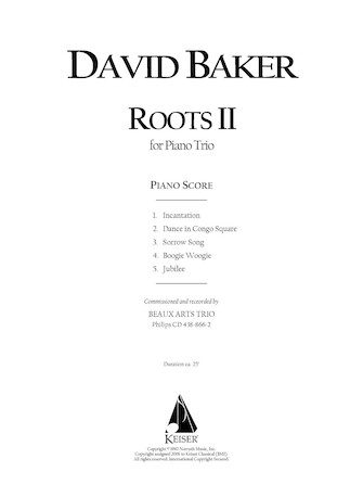 Product Cover for Roots II