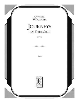 Product Cover for Journeys for Three Celli