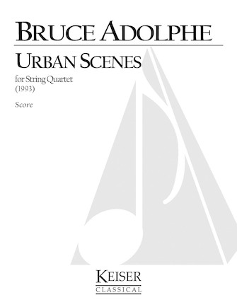 Product Cover for Urban Scenes
