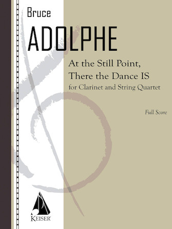 Product Cover for At the Still Point, There the Dance Is