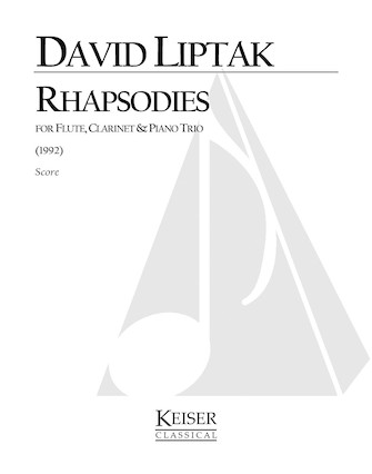 Product Cover for Rhapsodies