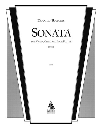 Product Cover for Sonata for Violin, Cello and Four Flutes