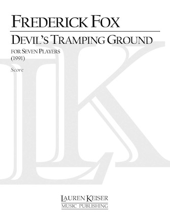 Product Cover for Devil's Tramping Ground