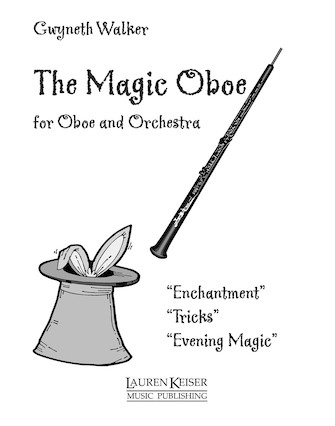 Product Cover for The Magic Oboe