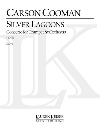 Product Cover for Silver Lagoons: Trumpet Concerto