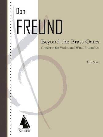 Product Cover for Beyond the Brass Gates