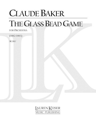 Product Cover for The Glass Bead Game