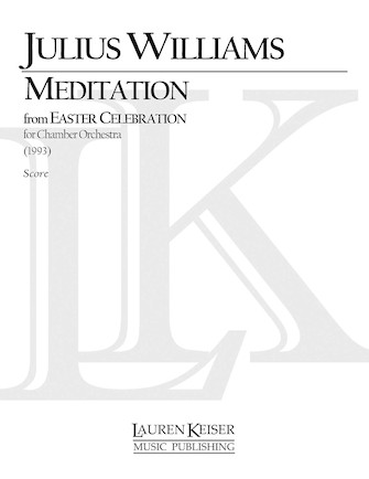 Product Cover for Meditation from Easter Celebration