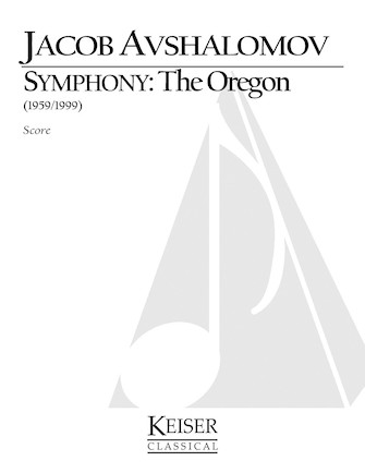 Product Cover for Symphony: The Oregon
