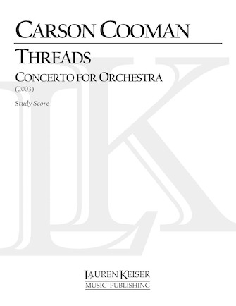 Product Cover for Threads: Concerto for Orchestra
