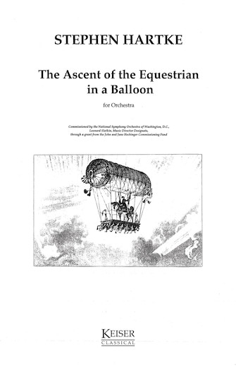 Product Cover for The Ascent of the Equestrian in a Balloon