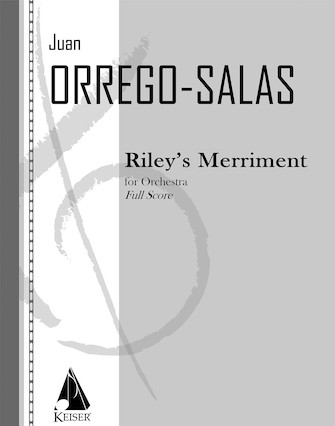 Product Cover for Riley's Merriment, Op. 94