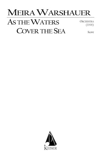 Product Cover for As the Waters Cover the Sea: A Tribute to Mozart