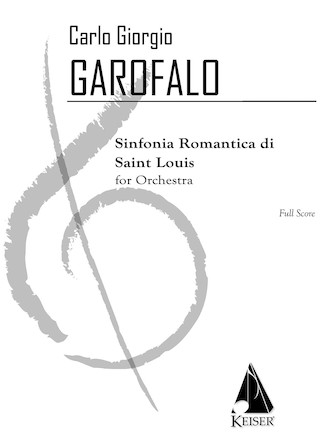 Product Cover for Romantic Symphony of St. Louis