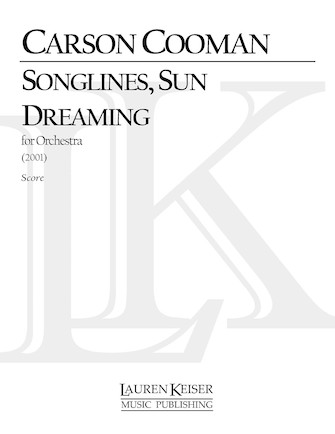 Product Cover for Songlines, Sun Dreaming